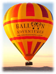 Balloon Adventures Barossa Valley - Tourism TAS