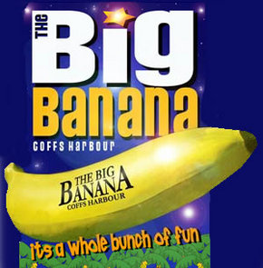 Big Banana - Tourism TAS