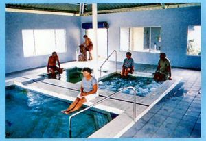 Innot Hot Springs Leisure  Health Park - Tourism TAS