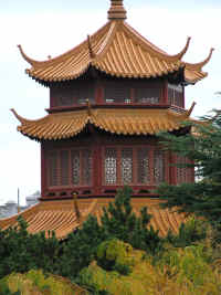 Chinese Garden of Friendship - Tourism TAS