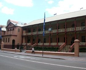 Parliament House - Tourism TAS
