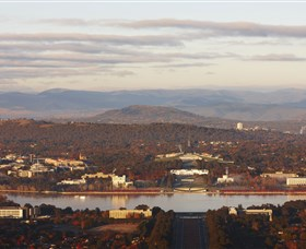 Mount Ainslie Lookout - Tourism TAS