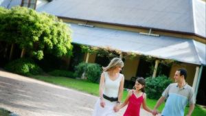 Lanyon Homestead - Tourism TAS