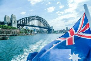 Australia Day Lunch and Dinner Cruises On Sydney Harbour with Sydney Showboats - Tourism TAS
