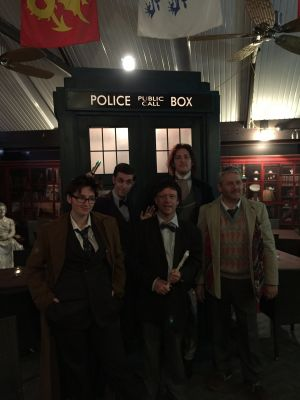 Dr Who Quiz Night - Tourism TAS