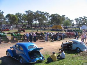 Quirindi Rural Heritage Village - Vintage Machinery and Miniature Railway Rally and Swap Meet - Tourism TAS